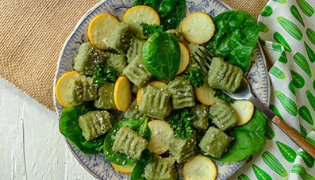 gnocchis verts site