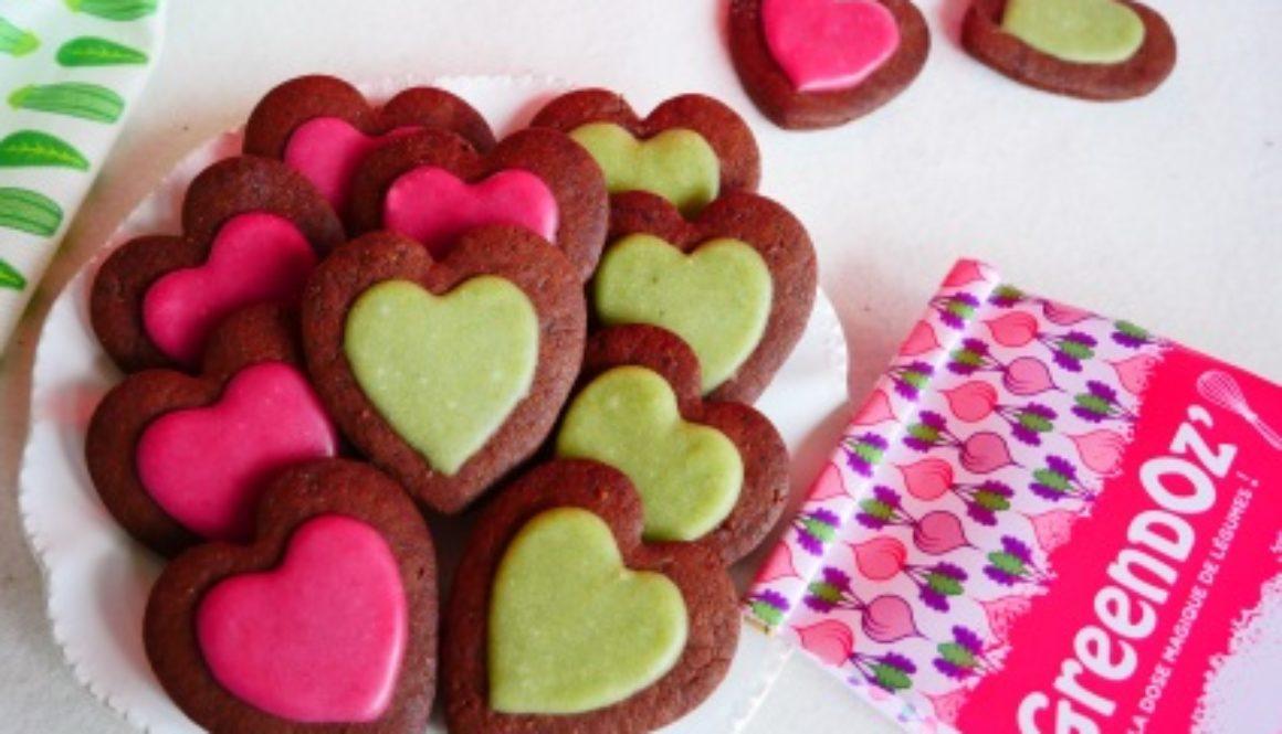 biscuits coeur St valentin (2)