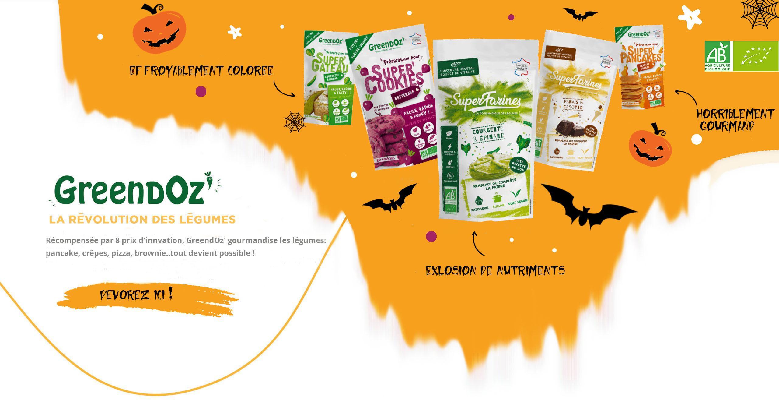 homepage halloween